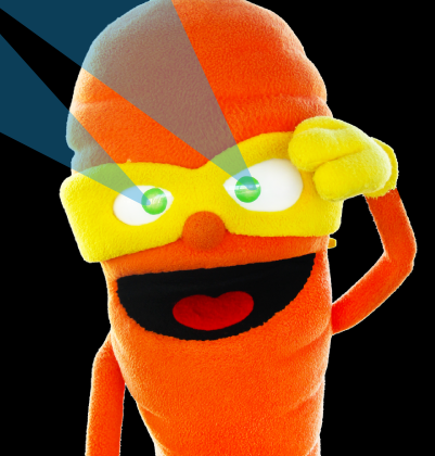 Colby the Carrot of Sprowtz fame