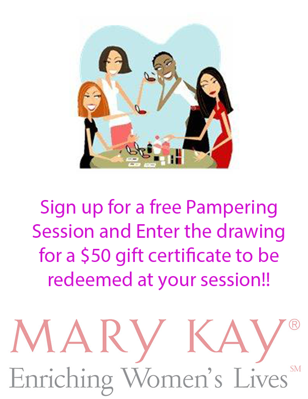 Signup for Free Pampering.png