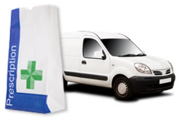 FREE Prescription Delivery - City Wide*