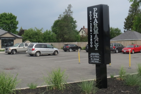 Onsite Parking is Always  FREE  for Customers