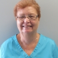 "Joan Kerr,   Pharmacy Assistant    Joan is our seasoned technician with over 30 years of experience    ""The heart of GNP"""