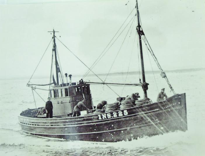 Fishing sometime between 1932 & 1958