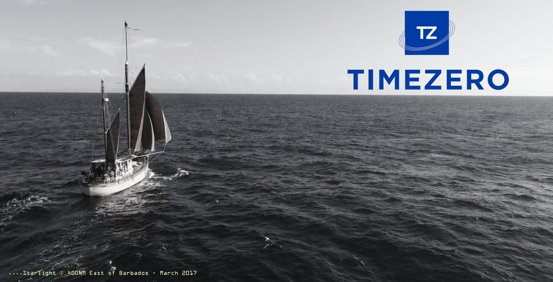 Time Zero has kept us off the rocks and on track since day one !    Clic the pic to check out their Awesome navigation software