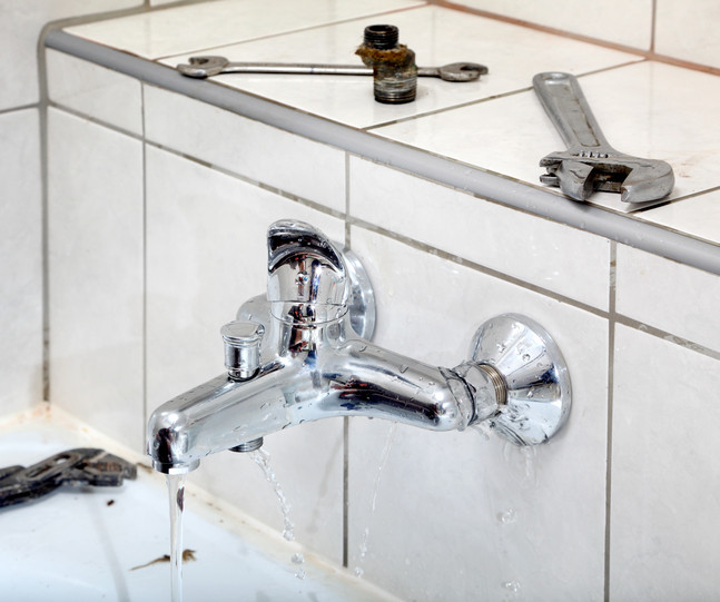 Nick can fix any type of leaky faucet issue in your kitchen or bathroom.