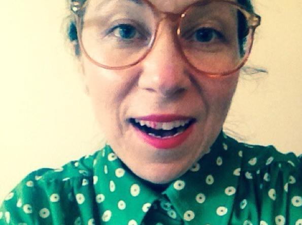 Selfie of Joann by Joann