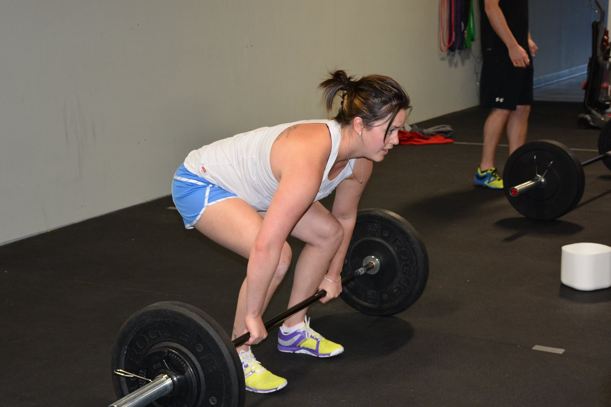 Carly using the Hook Grip in 16.4 ...