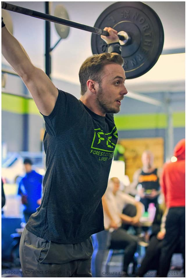 Looking to improve your Split Jerk? Try working on refining your Overhead Lunge:   Improving Your Split Jerk with Overhead Lunges