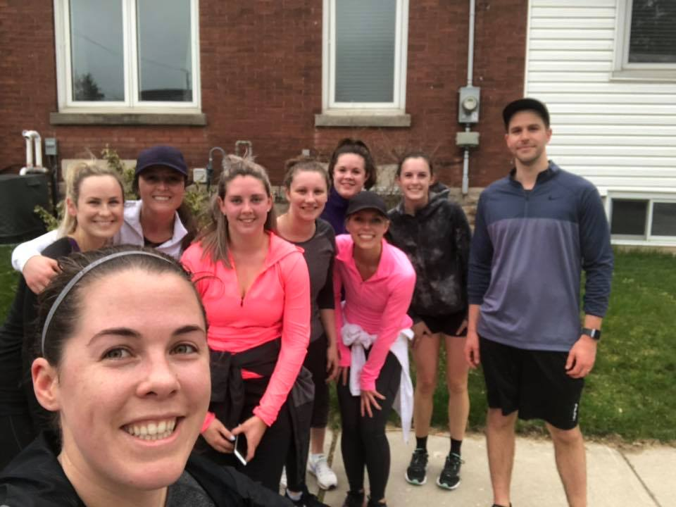another enthusiastic FCCF run club outing …