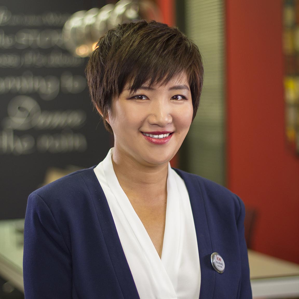 Eva Wang   Licensed Agent, Team Agent, Buyer Specialist