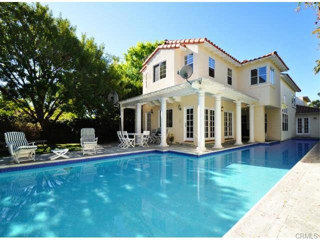 128 S Anita Ave.  Los Angeles, CA 90049  5 Bed / 6 Bath / 4865sqft.  Sold for: $2,425,000