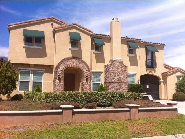 12750 Bridge Water Dr.  Rancho Cucamonga, 91739  5 Bed / 5 Bath / 5000sqft.  Sold for: $958,000