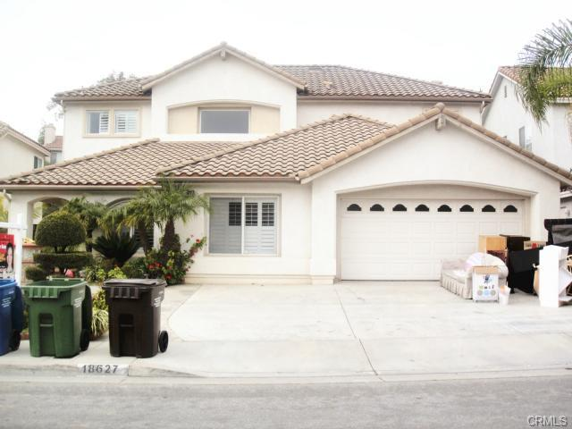18627 Nottingham Lane  Rowland Heights, 91748  7 Bed / 5 Bath / 3551sqft.  Sold for: $900,000