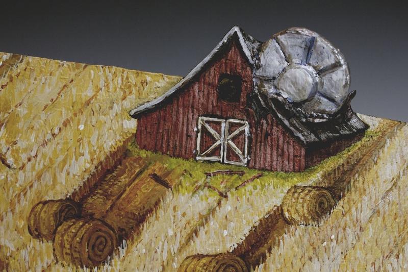 Crop Circles detail