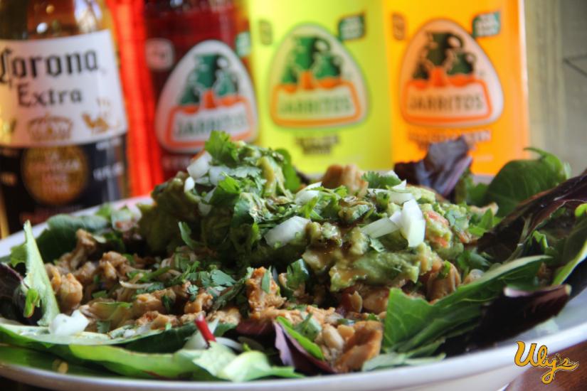 Greens Chicken Salad