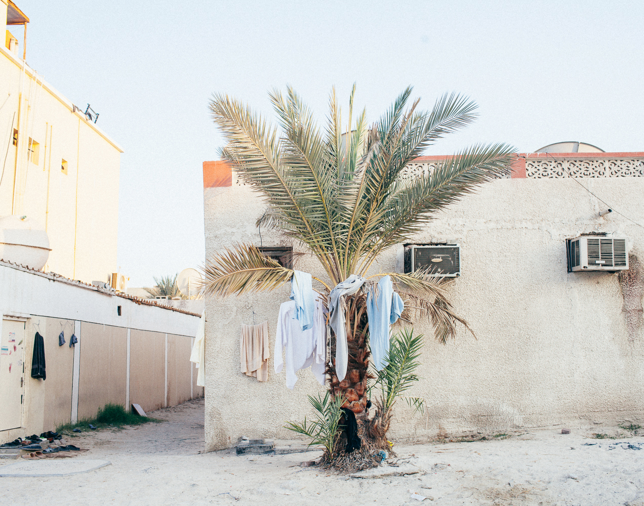 Al Satwa neighbourhood , Dubai- 2017