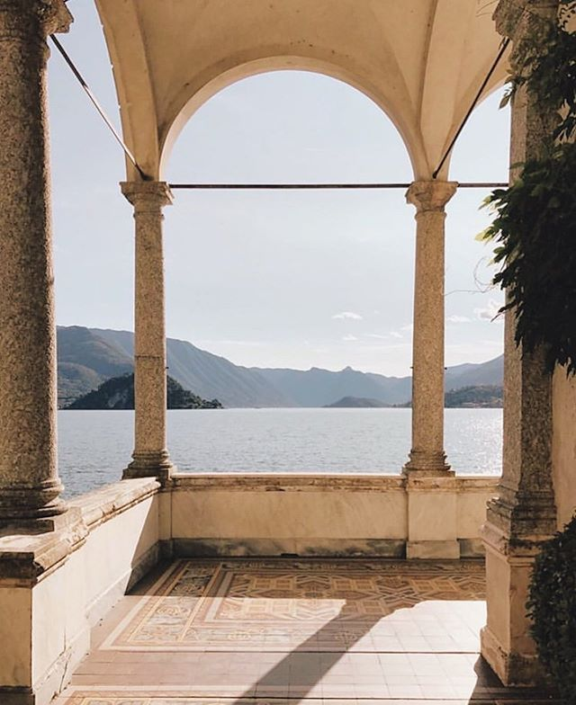 Dream wedding at Villa Monastero in Varenna, Italy. Via @beau_traps ~ #adornmentinspo