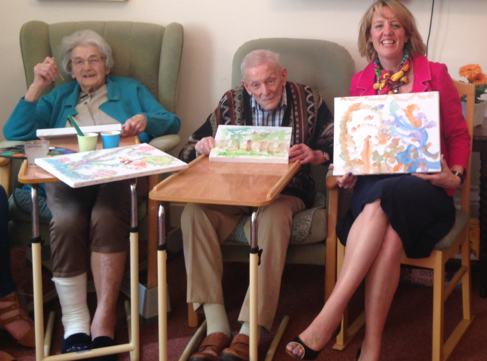Care Home Artists
