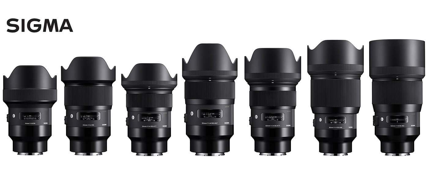 Sigma Art Line coming soon for L Mount