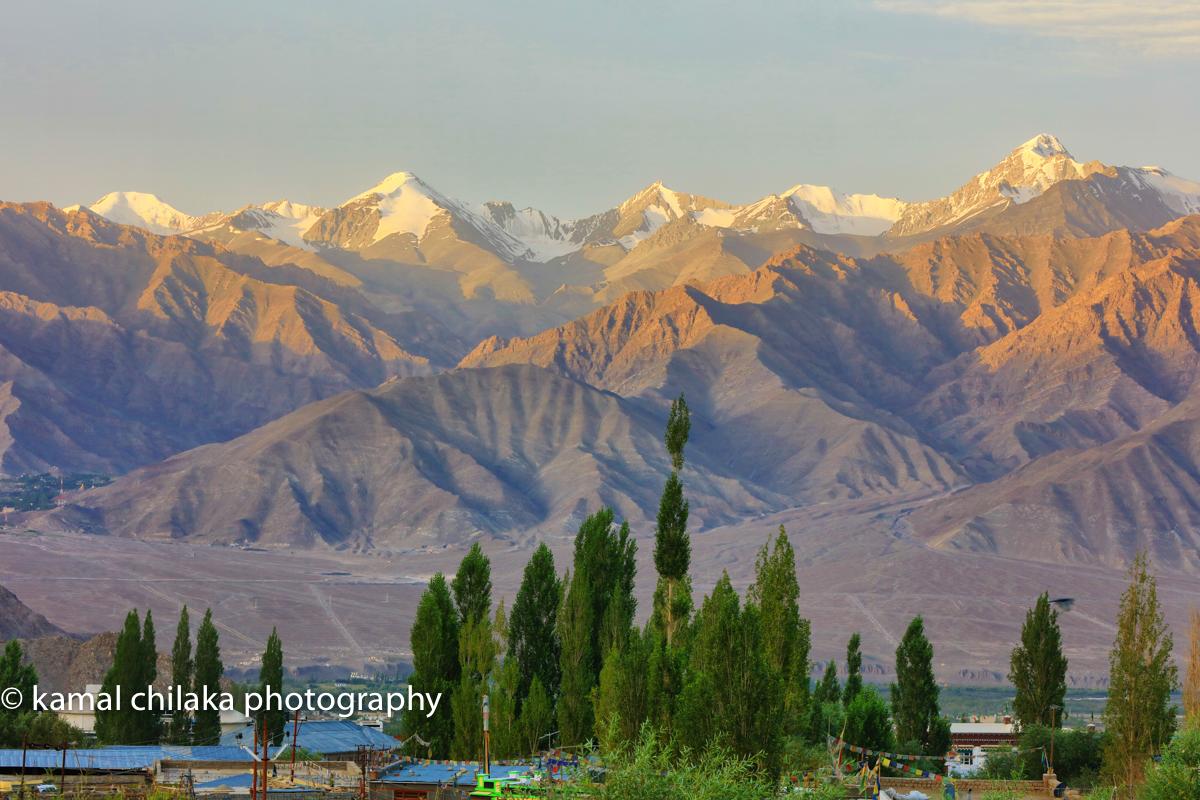 Leh Valley, Ladakh  Canon 5DSR , 70-200 f2.8 L IS II, 1/60 SEC @ f11, ISO 400