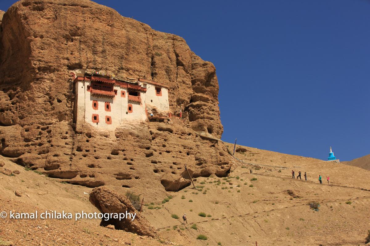 Cave Monastery near Kargil