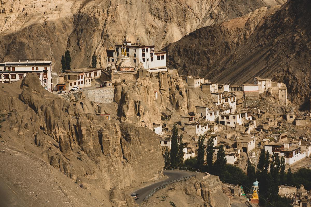 Lamayuru Monastery, Ladakh  Canon 5D mark iii, 70-20mm f2.8 L IS II , 1/640 sec @ f5.6