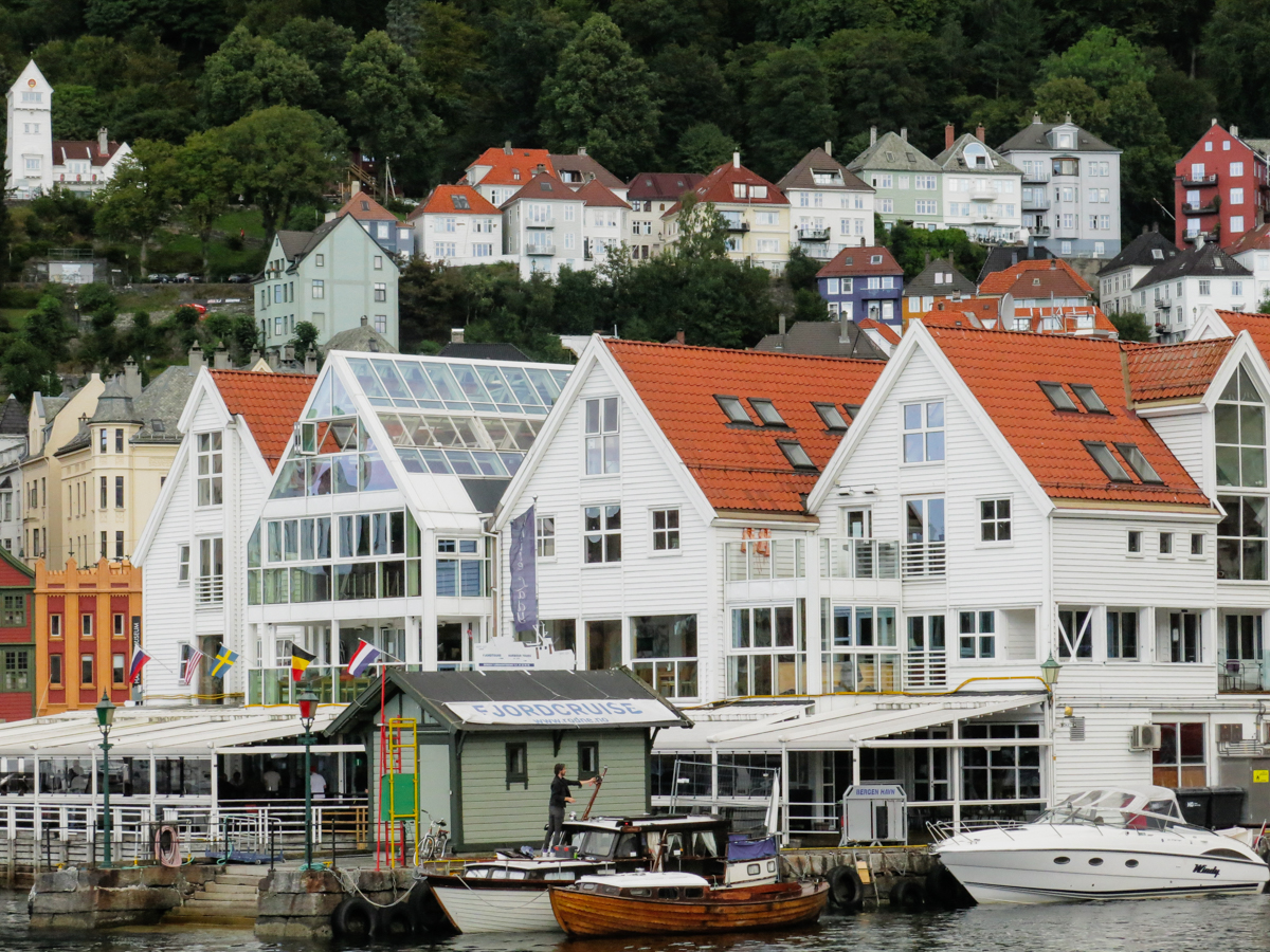Bergen Waterfront