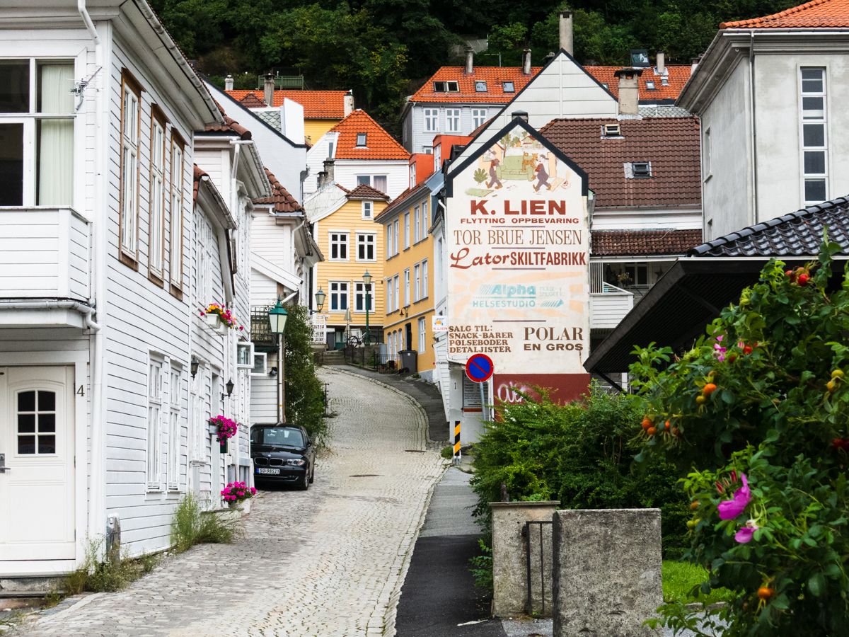 Quaint by Lanes of Bergen