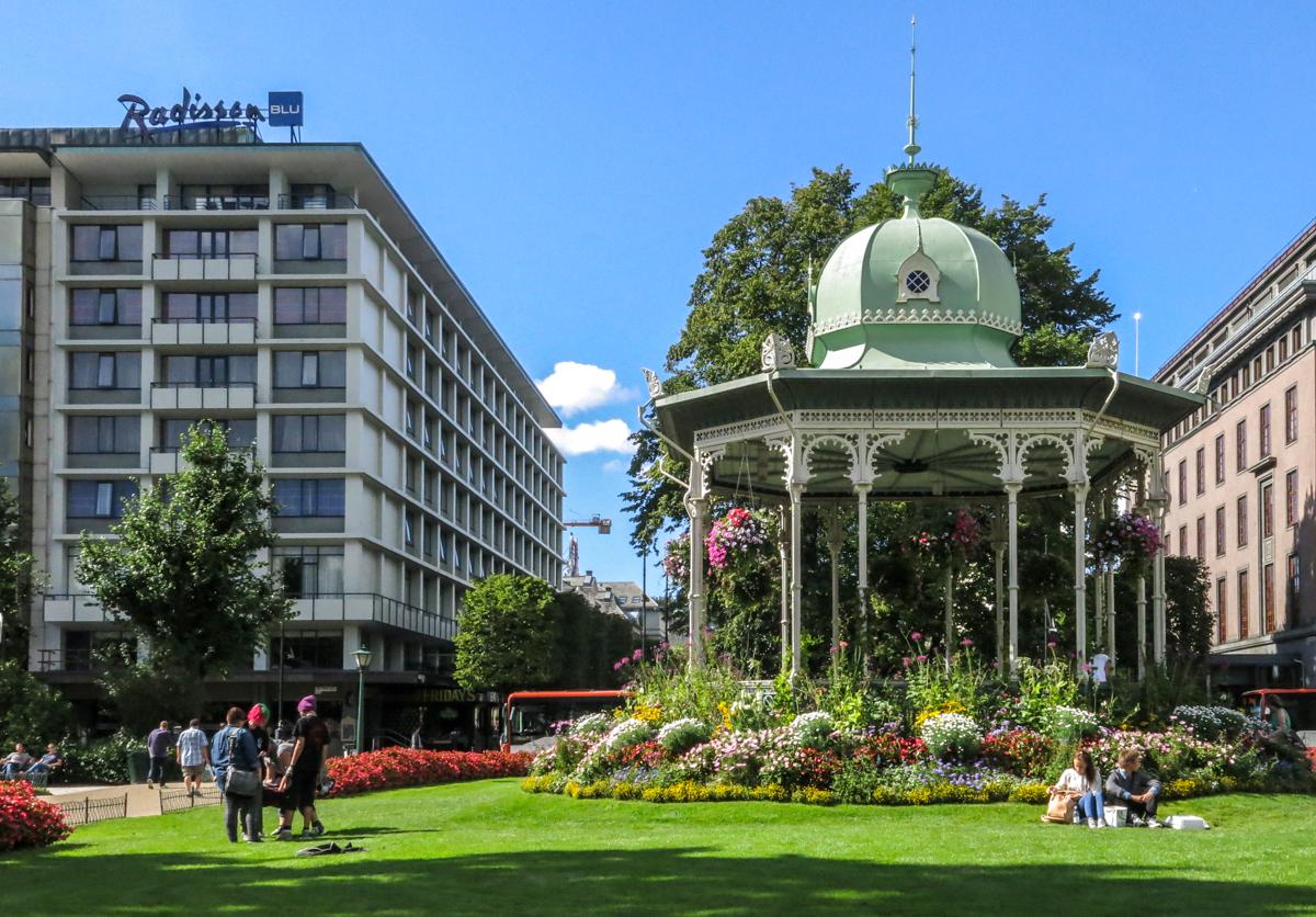 Bergen City Center