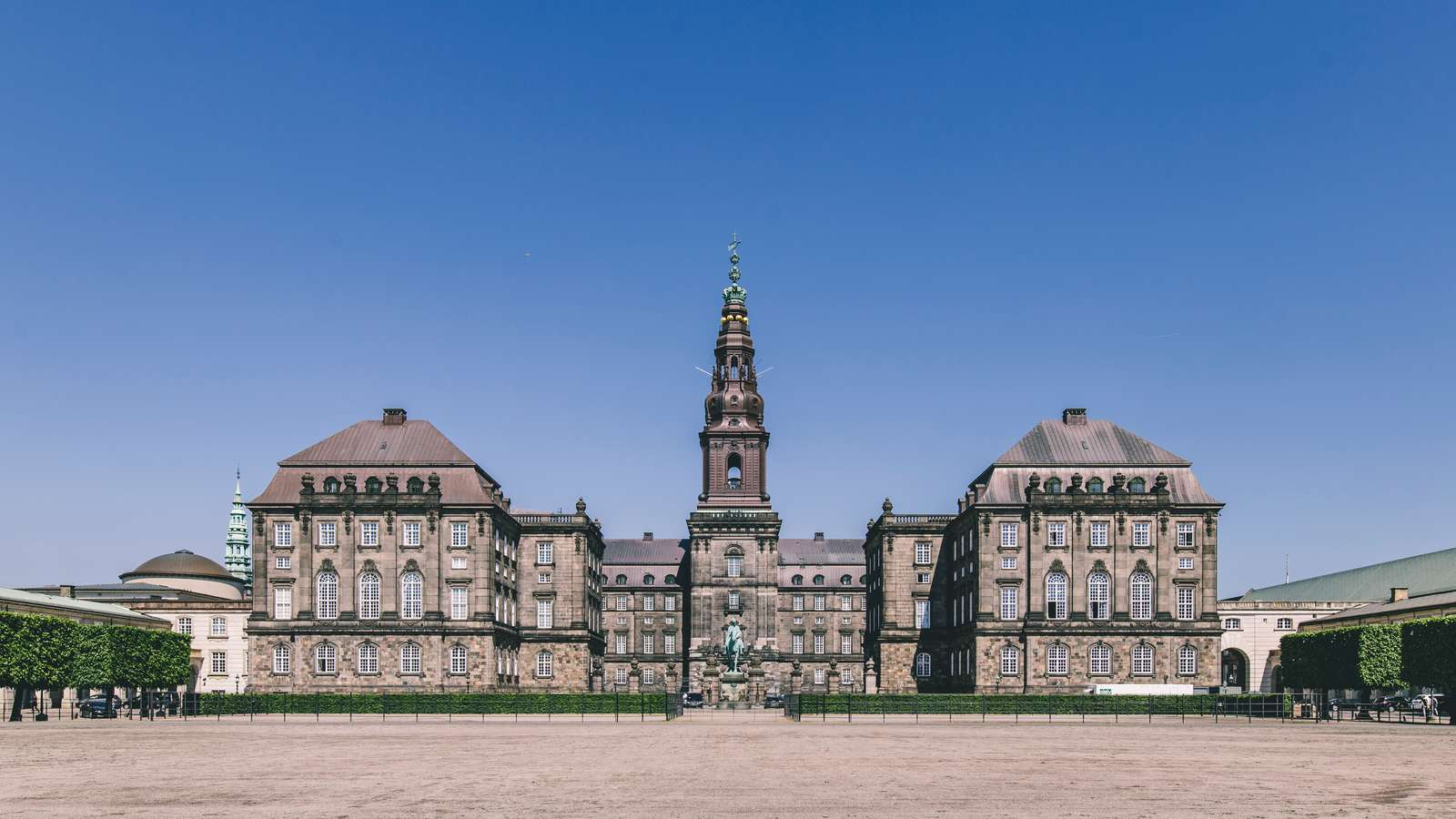 Christiansborg Palace Image Courtesy : Copenhagen Media Center Photo by : Martin Heiberg