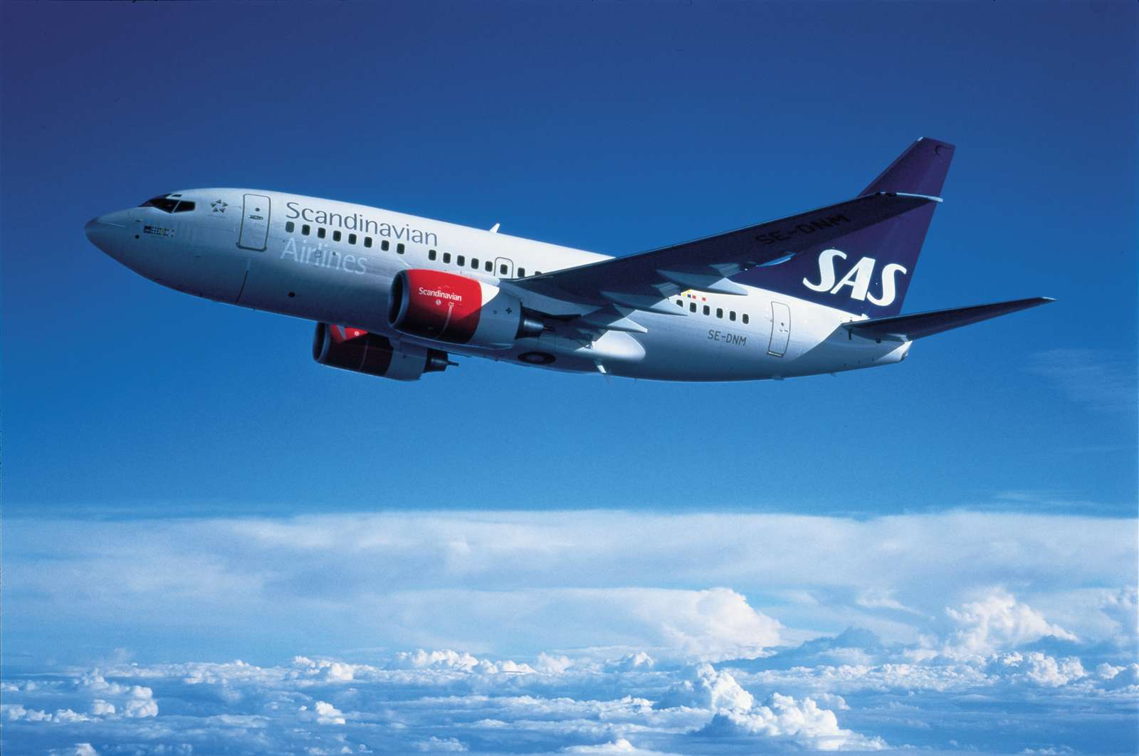 SAS AIRLINE Image Courtesy: Copenhagen Media Center
