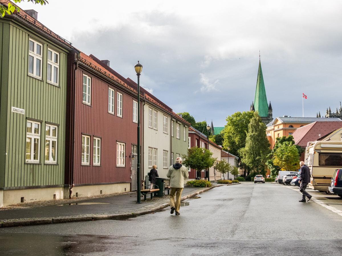 Trondheim Scene