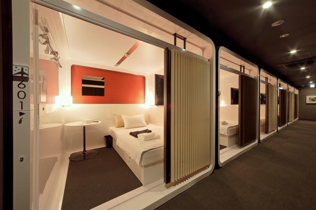 Capsule Hotel  First Cabin Nishiazabu