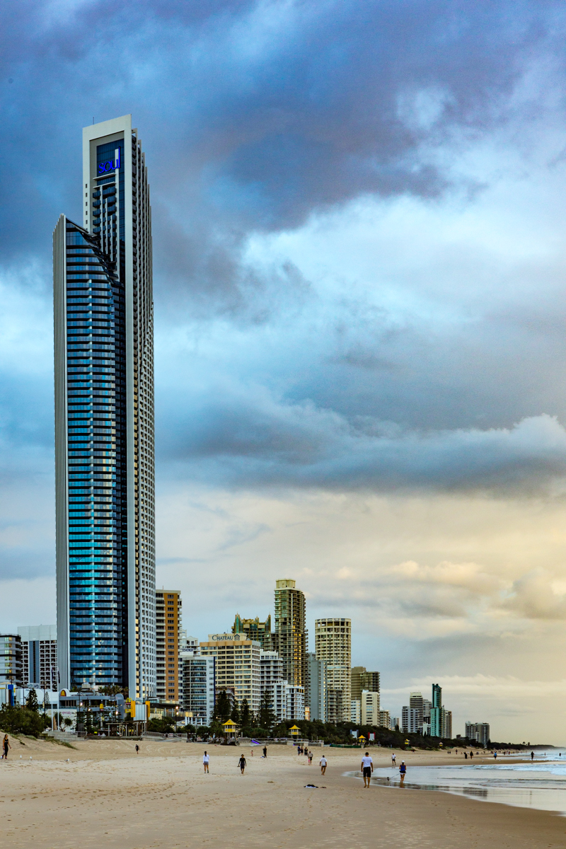 Surfer's Paradise Beach, Gold Coast