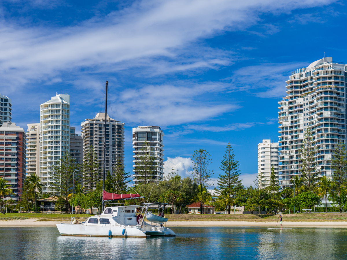 A lazy Afternoon at Gold Coast