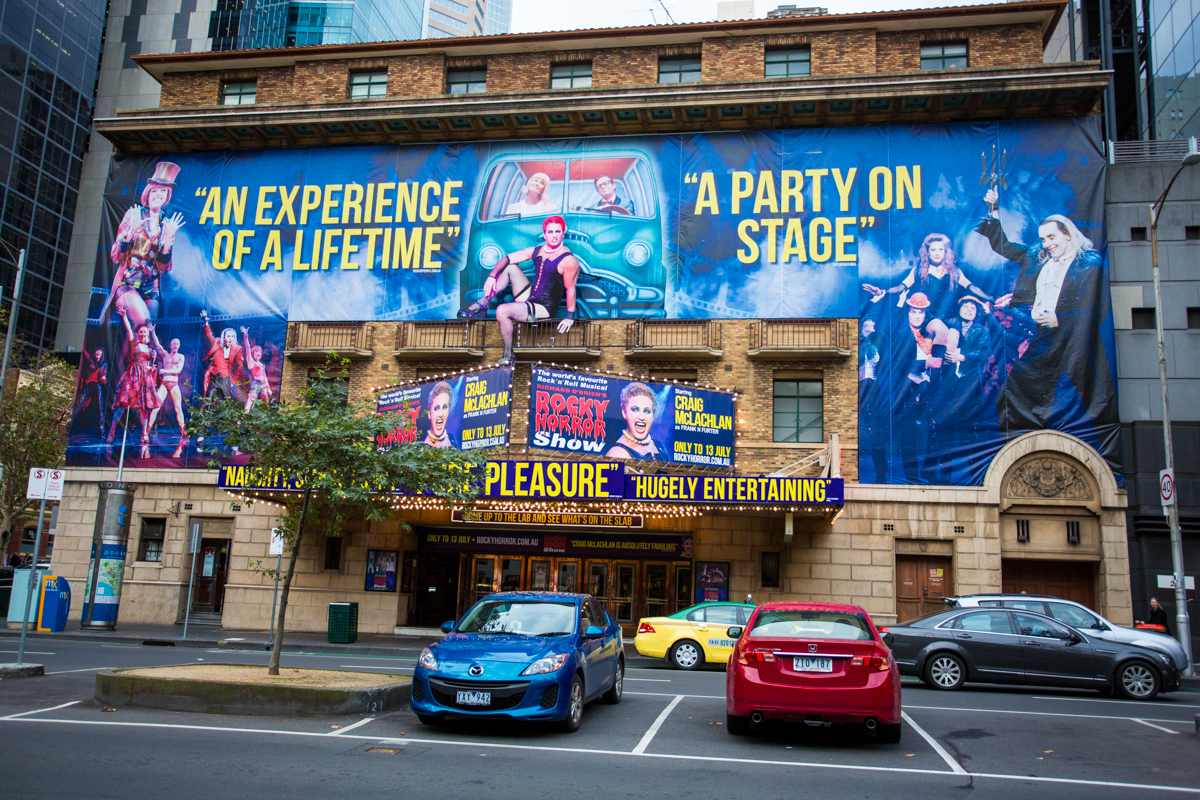 Comedy Theatre, Melbourne