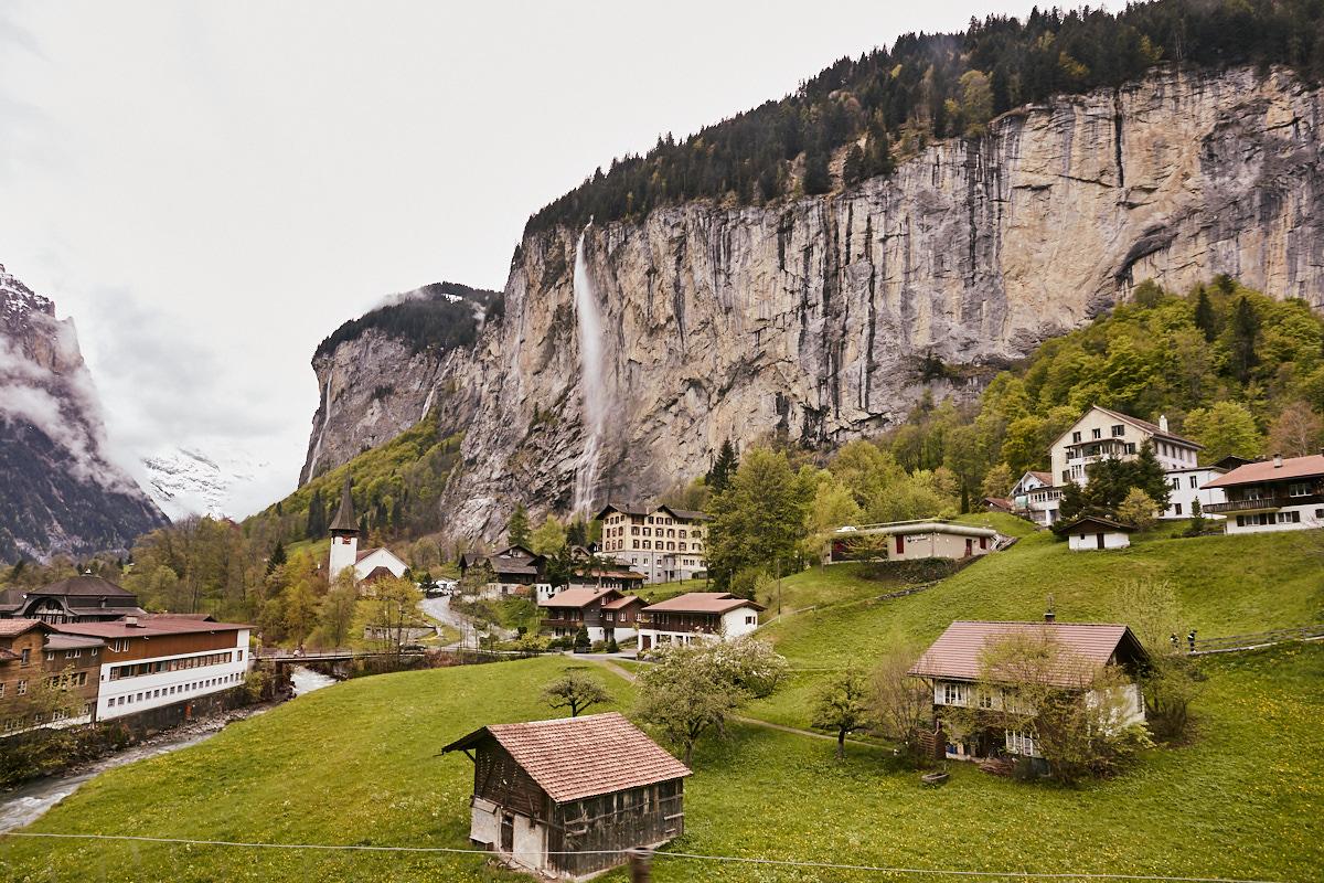 Lauterbrunnen and