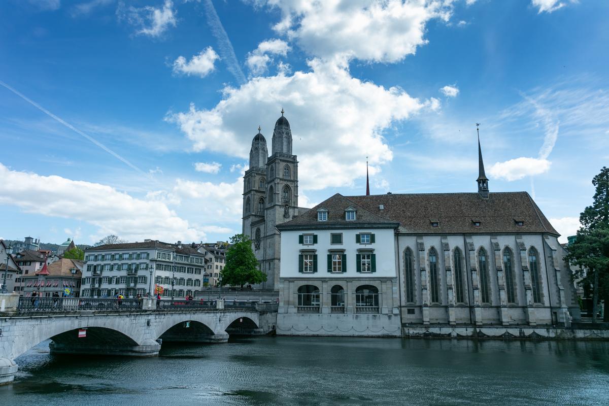 Zurich Old Town