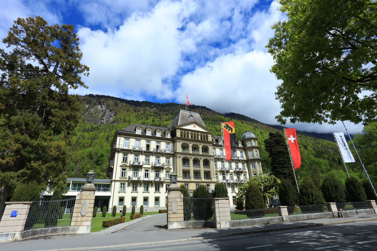 Hotel Lindner Grand Beu Rivage, Interlaken