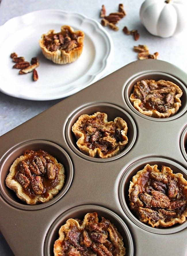thanksgiving-pecan-pie-minis