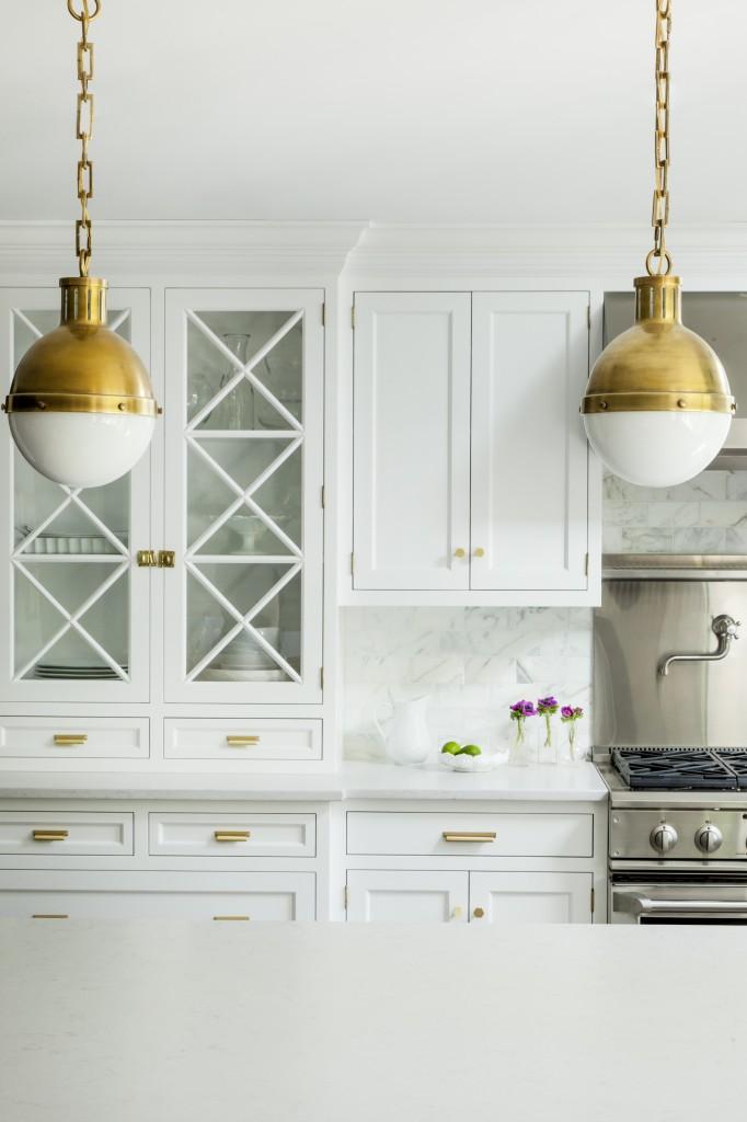 Caitlin Wilson's Kitchen on Rue Magazine
