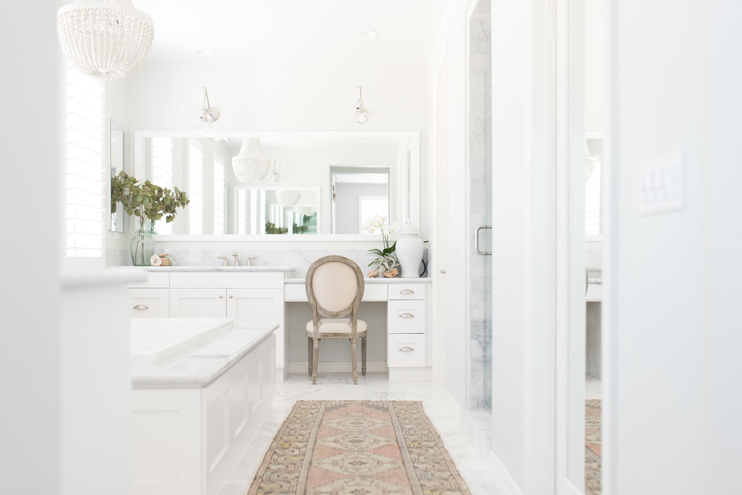 Master Bath Inspiration by Pure Salt Interiors