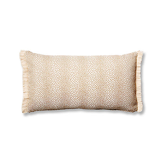 imogen lumbar pillow - sold by One Kings Lane