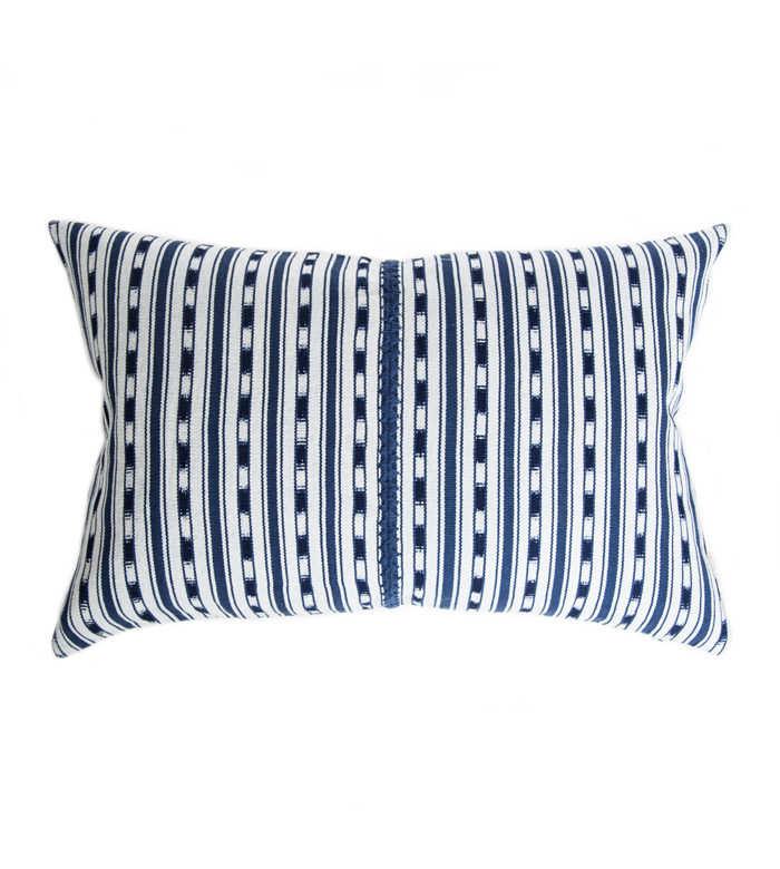 backstripe lumbar pillow - Sold By Blue Door Living