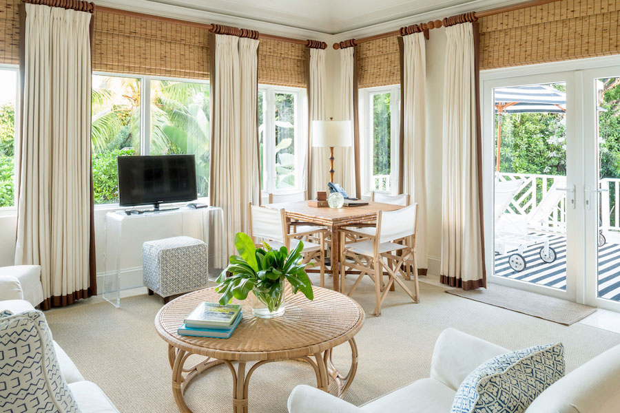 How To Get The Bahamian Relaxed Luxury Look found at The Dunmore