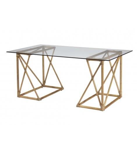 chaya desk neutral - Sold By Lulu & Georgia