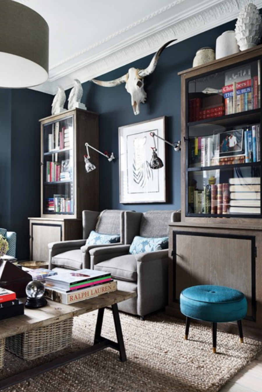Blue-Walls-Masculine-Room