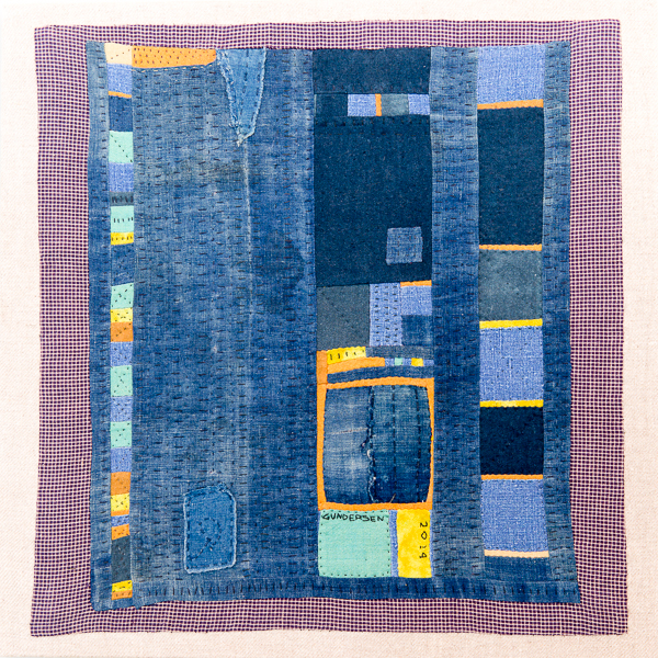 Contemporary Art Quilt