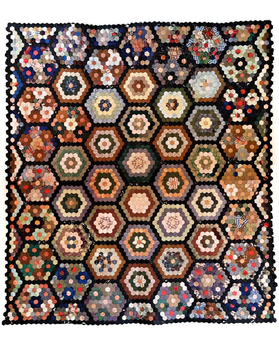 Vintage Quilt circa 1825