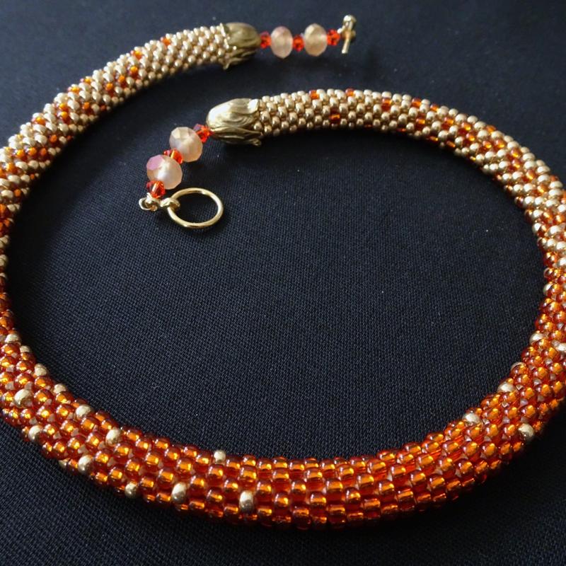 Jewelry - Kumihimo/Crochet Beading