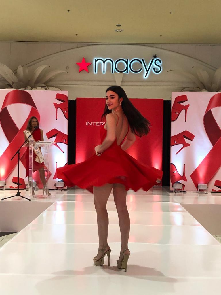 Alicia Faccio Modeling